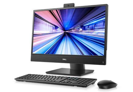 Komputer Optiplex 5270 AIO W10Pro i3-9100/8GB/256GB SSD/21.5 FHD/Intel UHD 630/Adj Stand/Cam & Mic/DVD RW/WLAN + BT/KB216 & MS116/155W/3Y BWOS