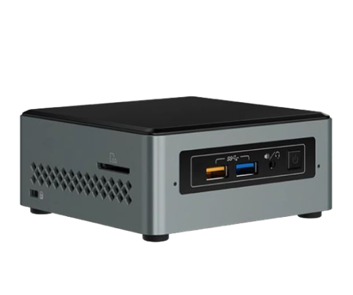 Intel NUC BOXNUC6CAYH  j3455/SO-DIMM 1600MHz DDR3L/USB3/HDMI/WiFi/BOX