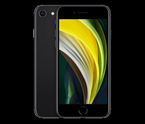 iPhone SE 64GB Czarny