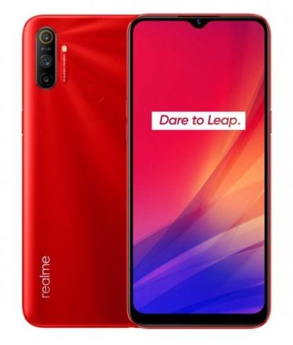 Telefon Realme C3 3GB/64GB (czerwony)