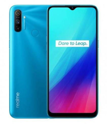 Telefon Realme C3 3GB/64GB (niebieski)