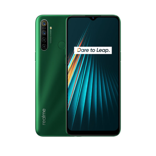 Telefon Realme 5i 4GB/64GB (zielony)
