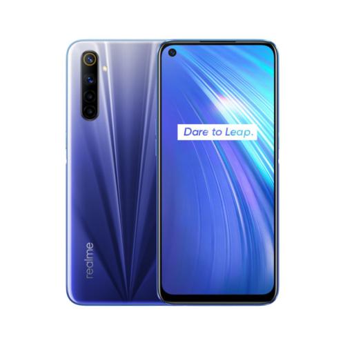 Telefon Realme 6 4GB/64GB (niebieski)