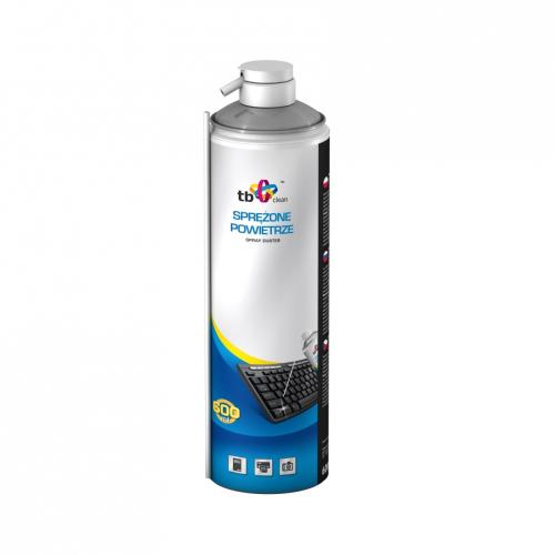 TB Clean sprężone powietrze 600 ml