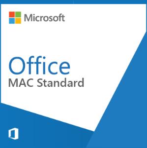 OfficeMacStd SNGL LicSAPk OLP NL