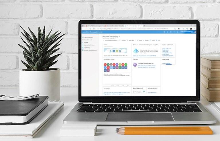 Centrum administracyjne Azure Active Directory