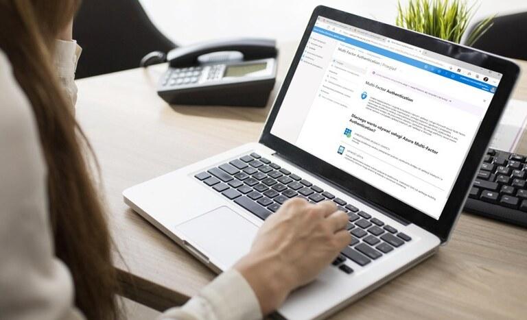 MFA w Azure Active Directory