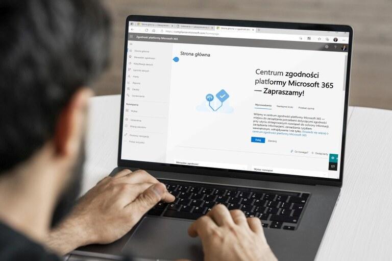Centrum administracyjne zgodności w Microsoft 365