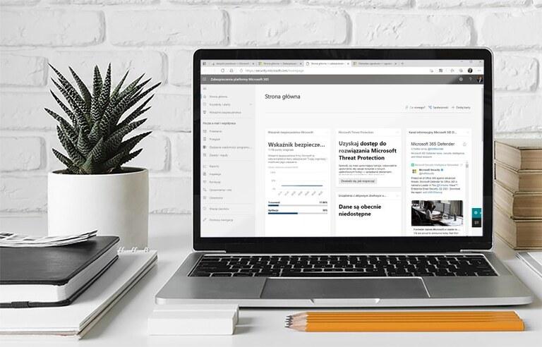 Centrum administracyjne zabezpieczeń w Microsoft 365