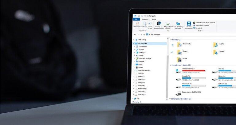 Windows Dateimanager
