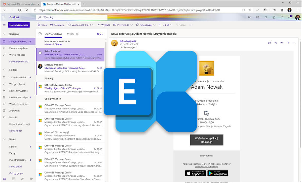Microsoft Exchange