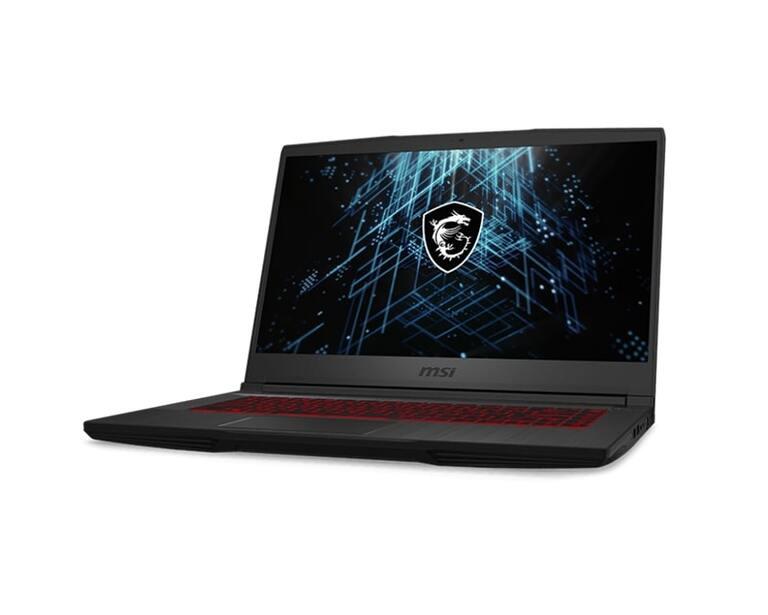 MSI GF65 Thin 10UE 15,6 cala FHD 144Hz/i7-10750H/8GB/512GB SSD/RTX 3060 Max-Q/noOS/2Y - gamingowy laptop