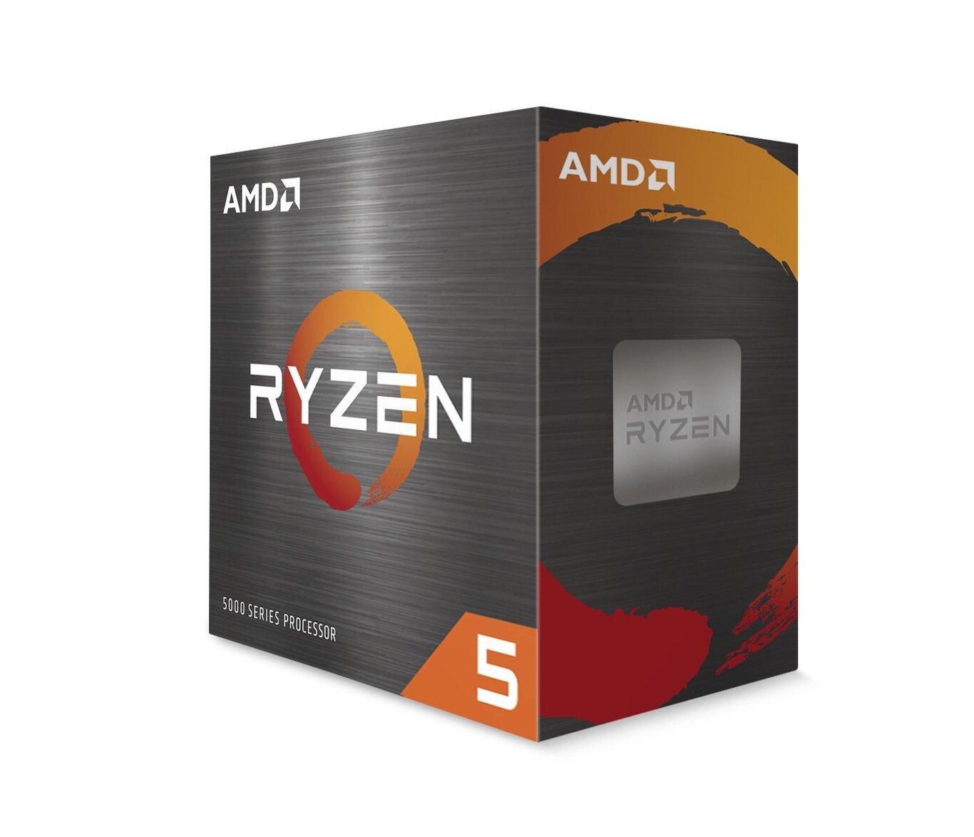 AMD Ryzen 5 zdjęcie produktowe