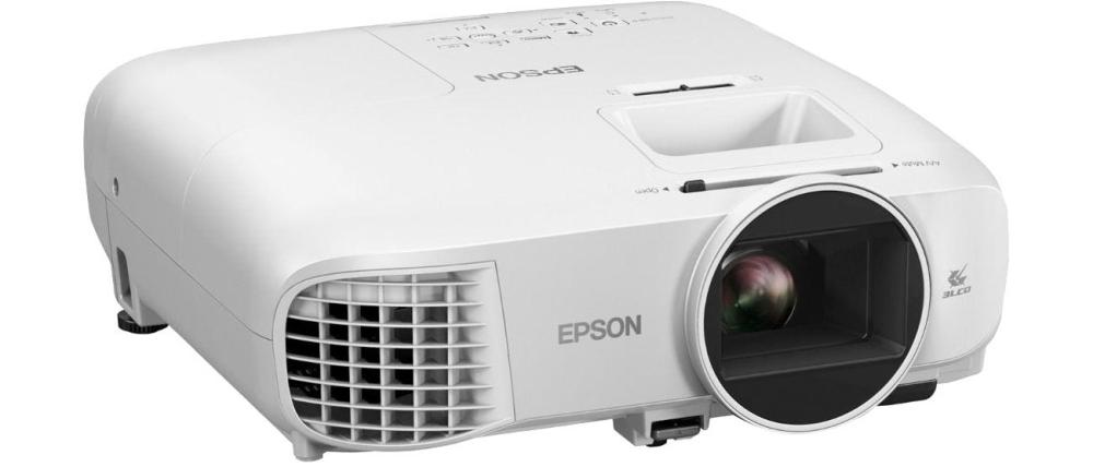 Epson EH-TW5700 prezentacja z przodu