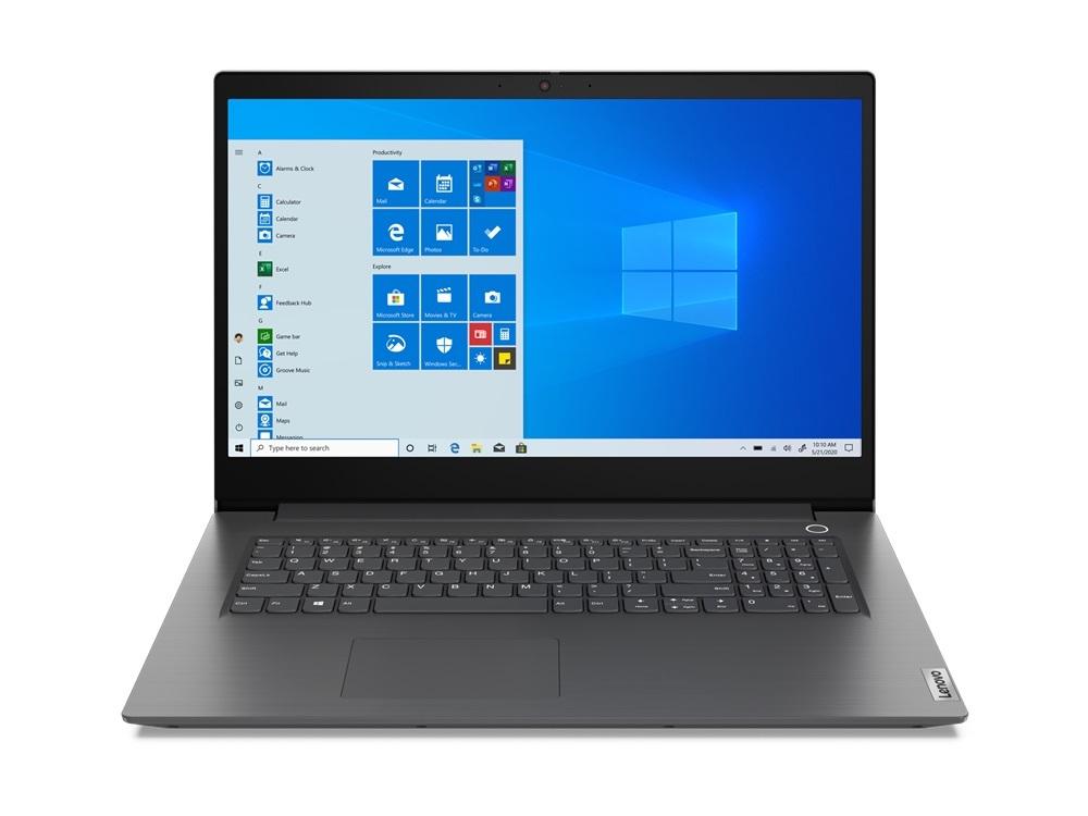 Lenovo V17-IIL 17,3''FHD/i5-1035G1/8GB/512GB SSD/MX330 2GB/W10P/2Y/Fgr Pr/Iron Grey - zdjęcie produktowe