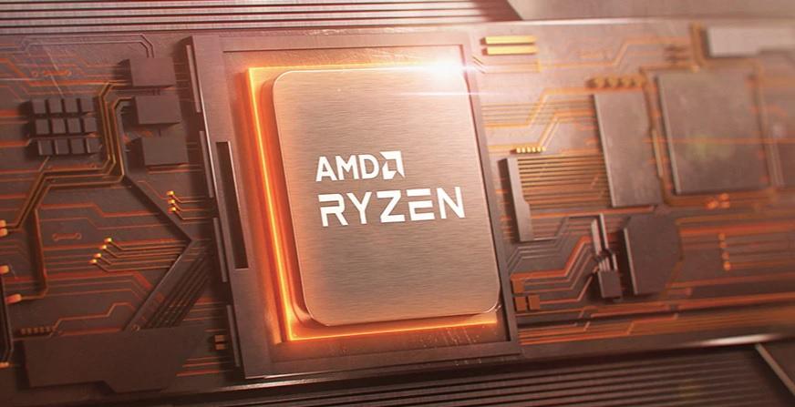 Zamontowany w komputerze Ryzen 5