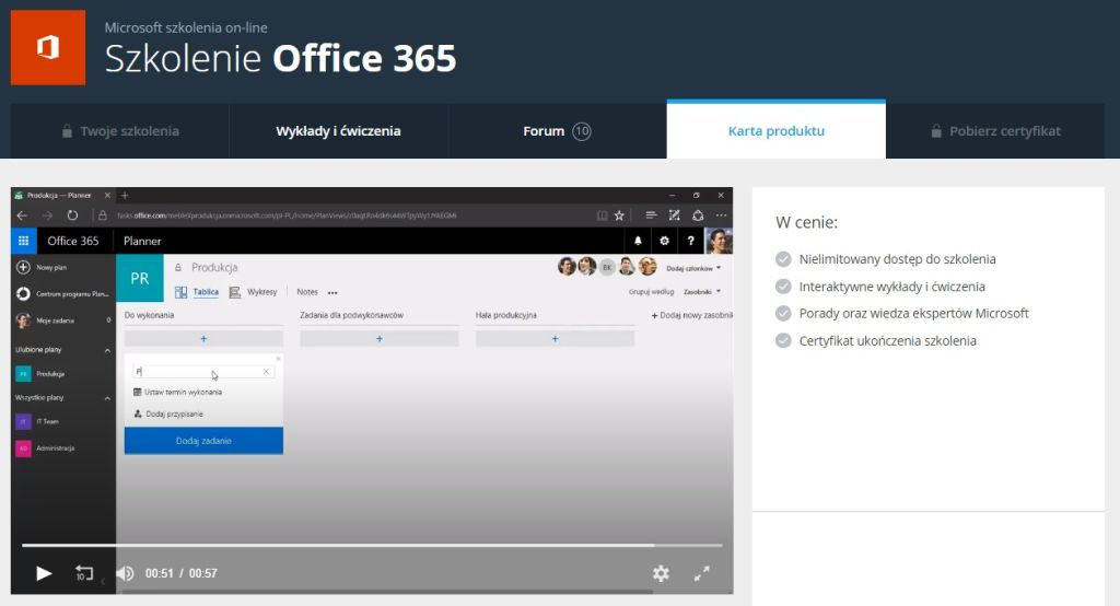 Poznaj Office 365