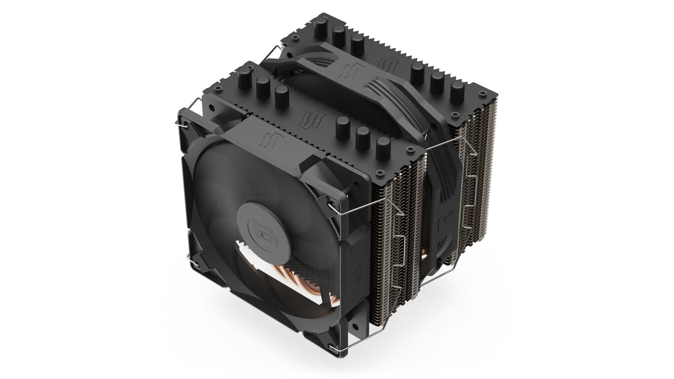 Silentium PC Grandis 3 widok na cały produkt