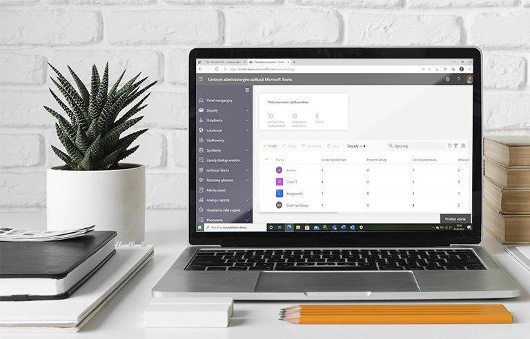 Microsoft Teams - zarządzanie zespołami
